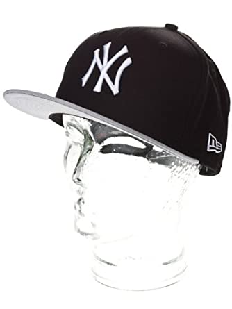 New Era 9Fifty Snapback Cap - NY Yankees black / grey