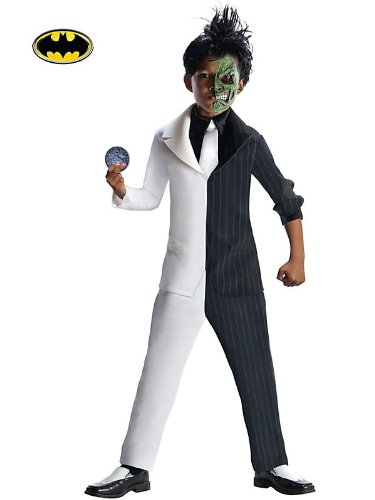 Rubies DC Super Villains Two Face Costume