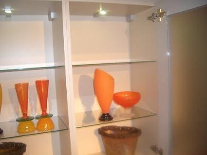 glaseinlegeboden f r 60cm breiten h ngeschrank wandschrank. Black Bedroom Furniture Sets. Home Design Ideas