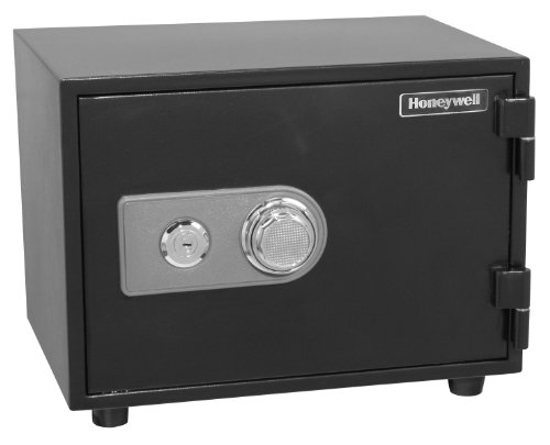Honeywell 2103 Steel Fire and Security Safe 0.61 Cubic Feet (Honeywell Safe Key compare prices)