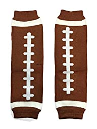 Football Touchdown - Leg Warmers - for Infant, Baby, Toddler, Little Girl, Boy
