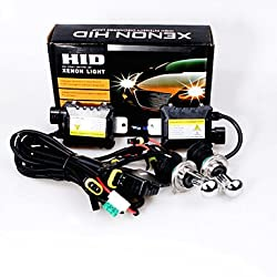 See 12V 35W H4 Hid Xenon High / Low Conversion Kit 10000K Details
