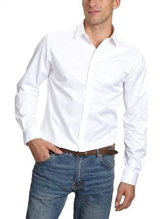 Jack & Jones Premium - Chemise - Homme - Blanc (Optical White) - S