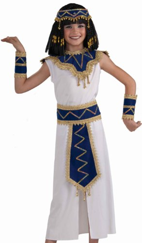 Princess of the Pyramids Egyptian Child's Costume, Large