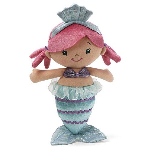 Gund Plush Mermaid 'Coralia' Doll