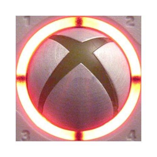 258Skins® Xbox 360 Controller Led Mod Ring Of Light Leds - Red