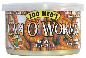 Image of Zoo Med Can O` Worms 300 Count (B001F9AU00)