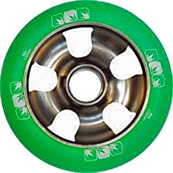 Envy 5 Spoke Wheel Grey-Green 110mm