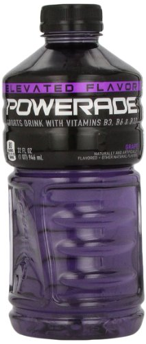 Powerade, Grape, 32 oz (049000045239)