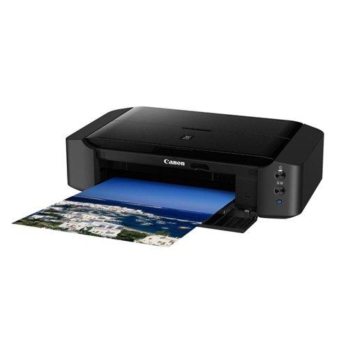 Canon-Pixma-IP8750-Stampante-Wireless-A3-Fotografica-Risoluzione-di-Stampa-Fino-a-9600-x-2400-dpi-Nero
