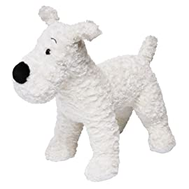 SNOWY STANDING CUDDLY PLUSH STUFFED ANIMAL - MEDIUM (20 CM)