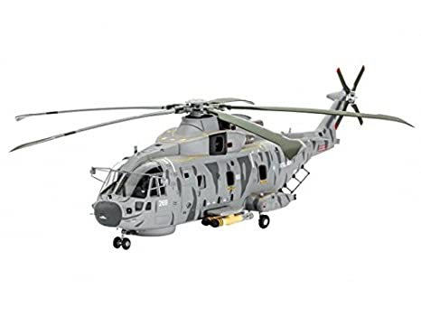 Revell - 04907 - Maquette D'aviation - Eh-101 Merlin Hma,1 - 161 Pièces