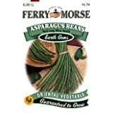 Ferry-Morse 1439 Asparagus Bean Herb Seeds, Yard Long (6 Gram Packet)