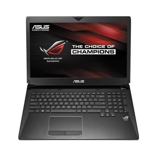 Asus G750 Series G750Jz-Xs72 17.3 Gaming Notebook Intel Core I7-4700Hq 2.40Ghz 32Gb Ddr3 1Tb Hdd + 512Gb Ssd Blu-Ray Writer Nvidia Geforce Gtx 880M Windows 8.1 Pro Black (Asus G750Jz-Xs72)