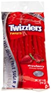 Twizzlers Sugar Free Twists, Strawber…