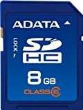 A-DATA SDHC 8GB Class6 SDHC8GB