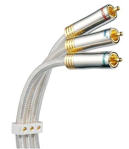 Câble vidéo yuv innovation 15m00 yuvag27/15m00 yuvag27/15m00