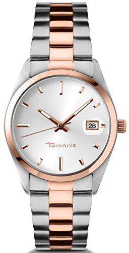 Tamaris - B03404000 - Montre Femme - Quartz - Analogique - Bracelet Acier Inoxydable Multicolore