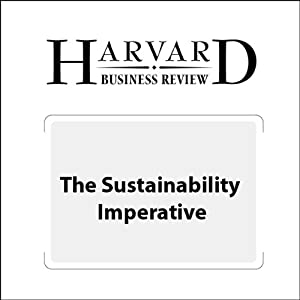 The Sustainability Imperative (Harvard Business Review) Periodical