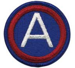 US 3rd Army Military Patch 72101