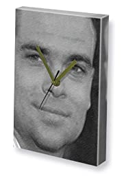MARK SALLING - Canvas Clock (LARGE A3 - Signed by the Artist) #js001