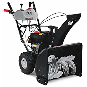 MTD Gold 31BM63LF704 208cc Gas 26 in. Two Stage Self-Propelled Snow Thrower