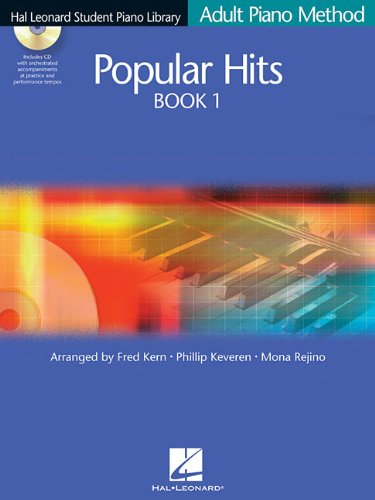 Popular Hits Book 1 - Book/CD Pack: Hal Leonard Student...