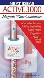 Active 3000 Anti Tartre Magnétique pour tuyaux Anticalcaire