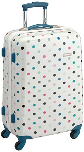 American Tourister Koffer Jazz Spinner M 67 cm 52.0 liters Mehrfarbig (Spring Dots) 47643-4250