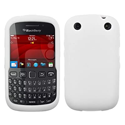 MyBat Solid Skin Cover for BLACKBERRY 9310 (Curve) from MyBat