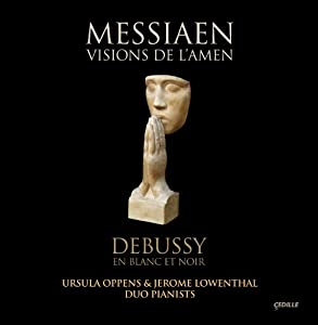 Two-Piano Music of Messiaen &