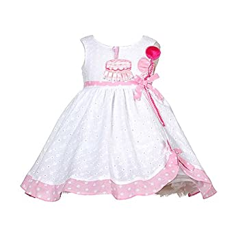 Baby Party Dresses for babies and toddlers from birth to 24 months. These are all our baby and toddler special occasion dresses which are suitable as baby party dresses, toddler party dresses and first birthday dresses.