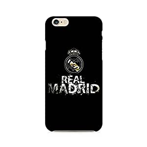 Ebby Real Madrid Premium Printed Case For Apple iPhone 6/6s