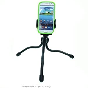 30cm Flexible Cell Phone Camera Tripod For Samsung Galaxy S3 GT-i9300