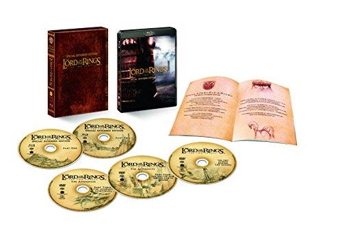 ロード・オブ・ザ・リング/二つの塔 スペシャル・エクステンデッド・エディション(初回限定生産/5枚組) [Blu-ray]
