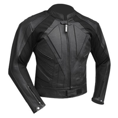 Vector Race Leather CE Armoured Motorcycle Jacket 1.4MM Size M 38