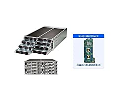 Supermicro SYS-F618R2-RC0+ 4U Server - 8 Hot-plug System Nodes