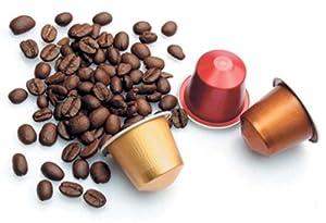 Shop for cialdissima 300 CAPSULES NESPRESSO COFFEE! 100% COMPATIBLE! ITALIAN ESPRESSO! THREE DIFFERENT BLENDS! from cialdissima