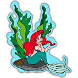 Little Mermaid Ariel Disney Princess Vynil Car Sticker Decal - Select Size
