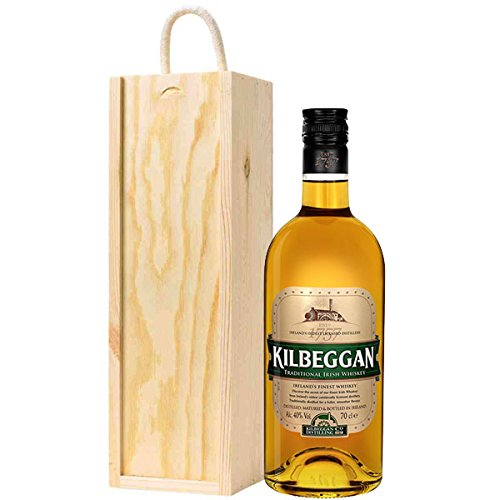 Kilbeggan Irish Whiskey in Wooden Gift Box