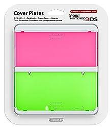 New Nintendo 3ds Cover Plates [Nintendo 3DS]