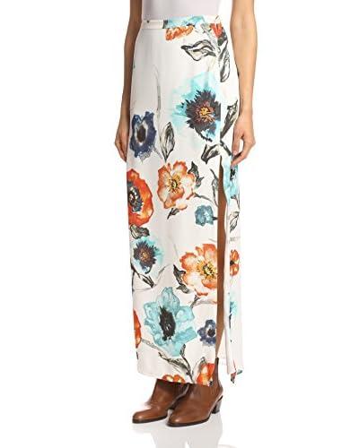 Haute Hippie Women's Long Skirt with Side Slit
