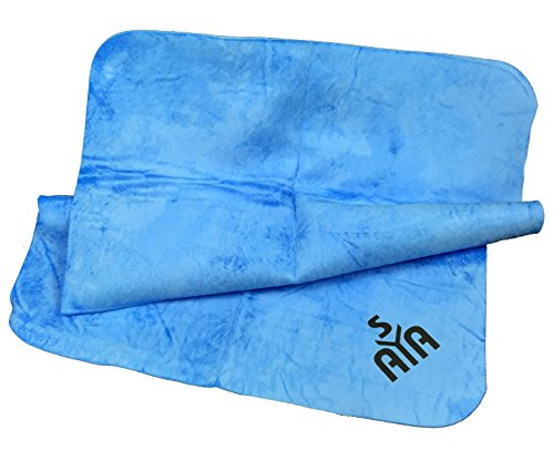 yisama-pva-chamois-cloth-to-dry-after-swimming-carwash-and-pets-blue