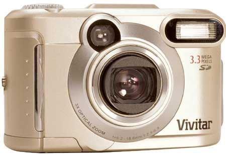 Vivitar ViviCam 3745
