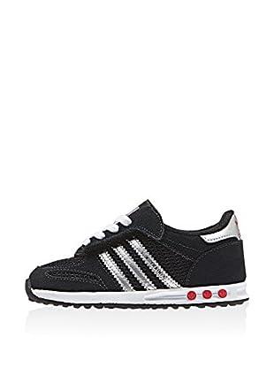 adidas Zapatillas La Trainer Cf I (Negro / Blanco)
