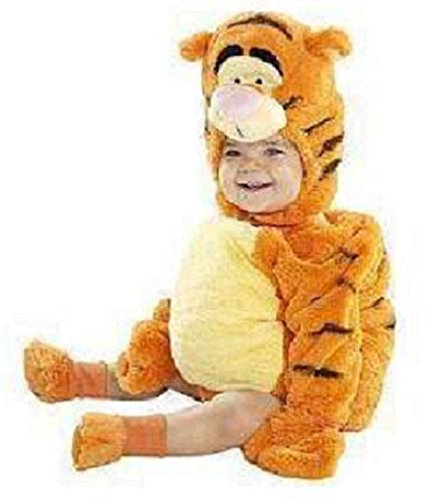 Disney Store Tigger the Tiger Halloween Costume 12-18 Mo