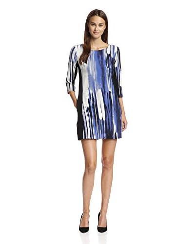 A.B.S. by Allen Schwartz Women's Cropped Sleeve Sheath Dress