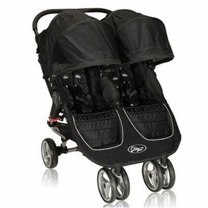 Baby Jogger City Mini GT Double (Black)