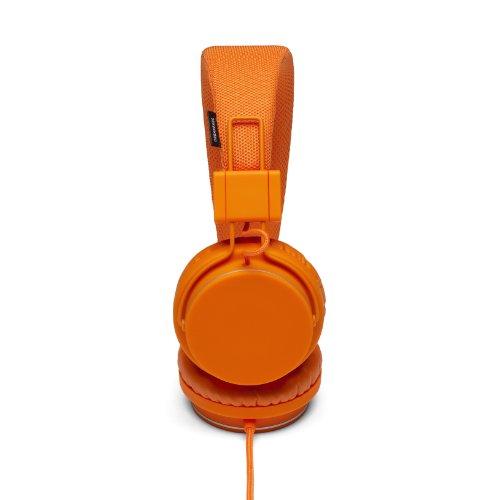 Urbanears?????????? The Plattan Headphones ?Orange?の写真04。おしゃれなヘッドホンをおすすめ-HEADMAN(ヘッドマン)-