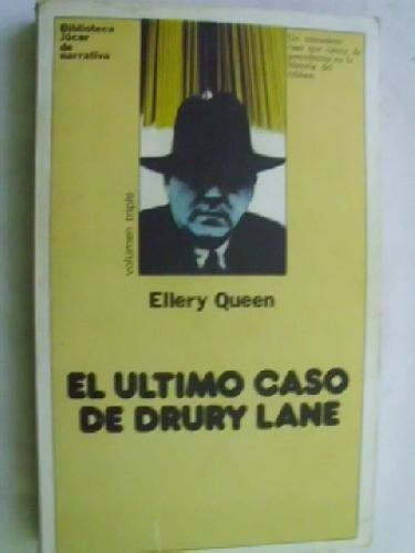 El Último Caso De Drury Lane